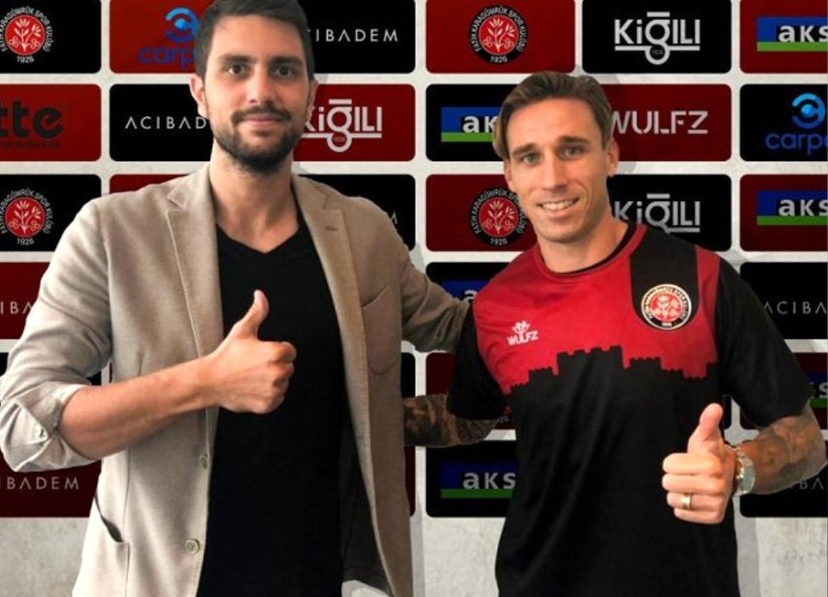 Karagümrük ünlü Arjantinli orta saha oyuncusu Lucas Biglia'yı transfer etti