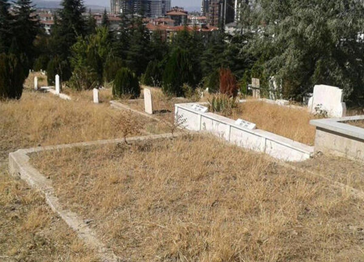 Mezar yerleri 2 yılda altından daha fazla değer kazandı!