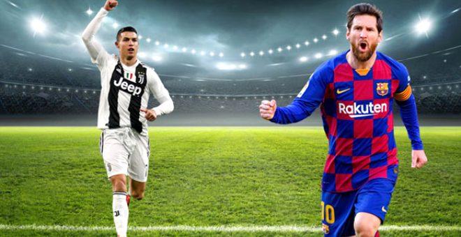 Tarihi rekabette Messi bir adım öne geçti! Dudak uçuklatan kazancıyla Ronaldo'yu solladı