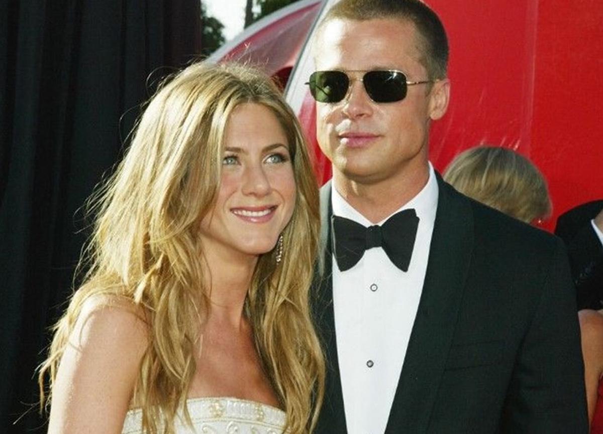 2005 yılında boşanan Brad Pitt ve Jennifer Aniston, 19 yıl sonra aynı projede