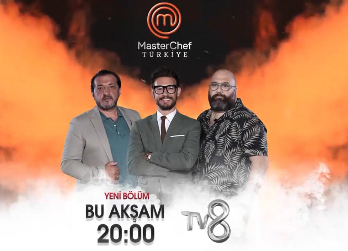 TV8 canlı izle! MasterChef Türkiye 55. yeni bölüm izle! 15 Eylül 2020 TV8 yayın akışı