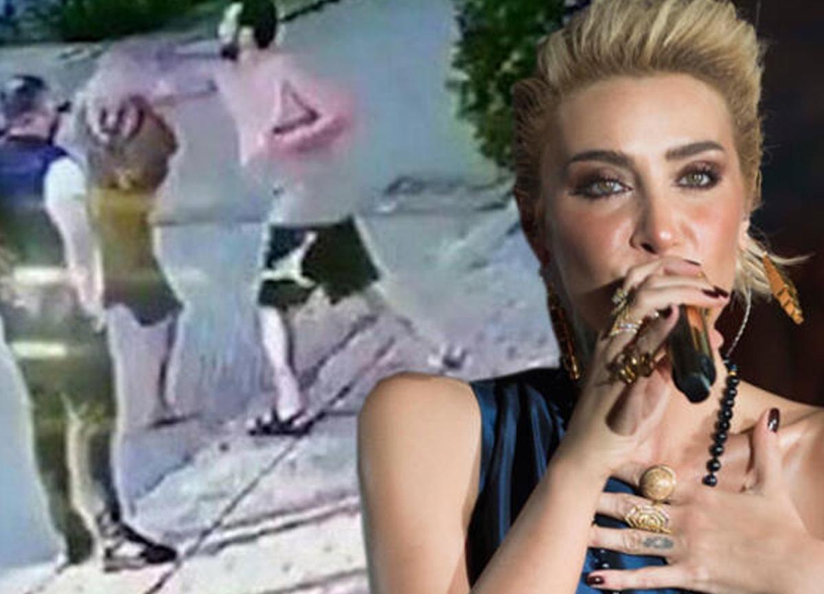 Şarkıcı Sıla, yaşlı komşusunu döven Halil Sezai'ye tepki gösterdi!