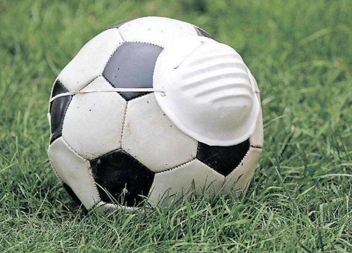 Sosyal mesafe kuralına uyulan Holdenstedt - Molzen maçı 37-0 sona erdi