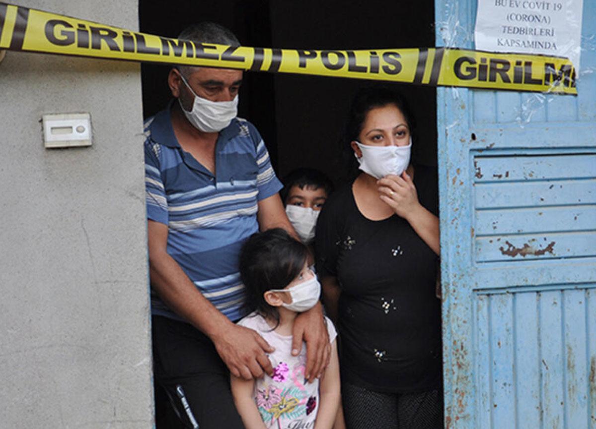 Koronavirüs şüphesiyle test yapıldı, sonuç negatif çıkmasına rağmen halen karantinadalar