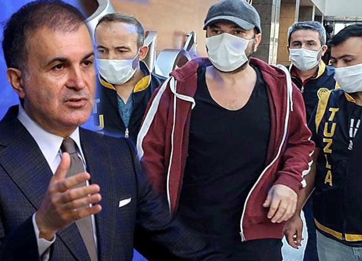 AK Parti Sözcüsü Ömer Çelik'ten Halil Sezai açıklaması geldi