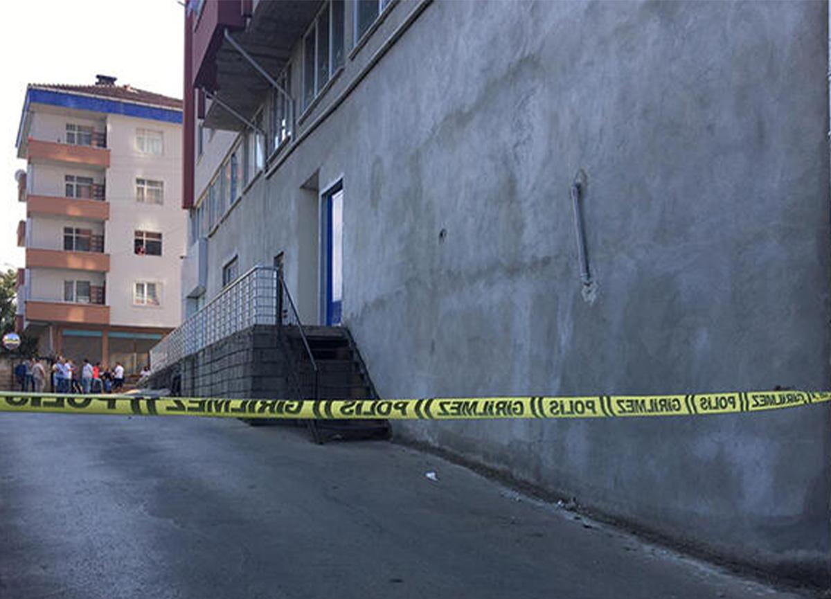 Rize'de bomba paniği! Bina tahliye edildi