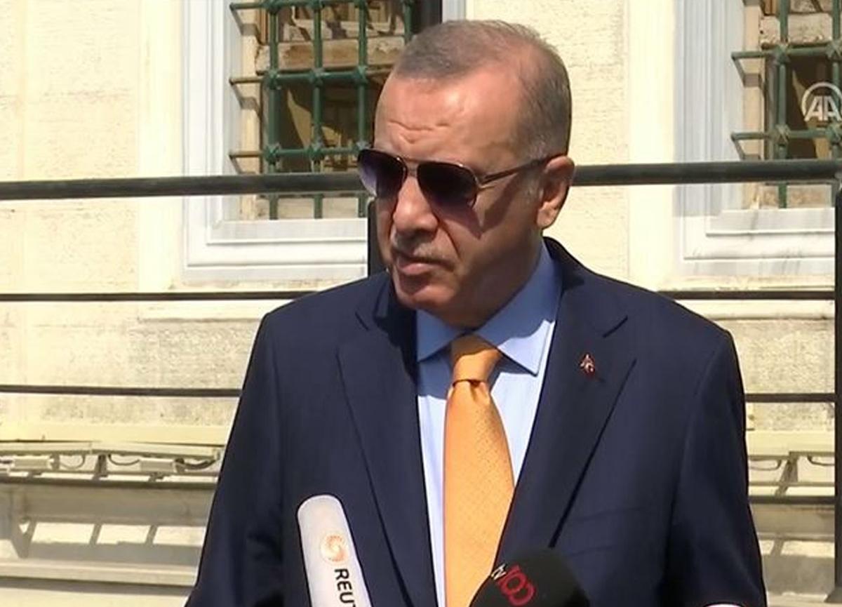 Cumhurbaşkanı Erdoğan: Yılbaşından sonra bazı olumlu sinyaller alacağımızı görüyoruz