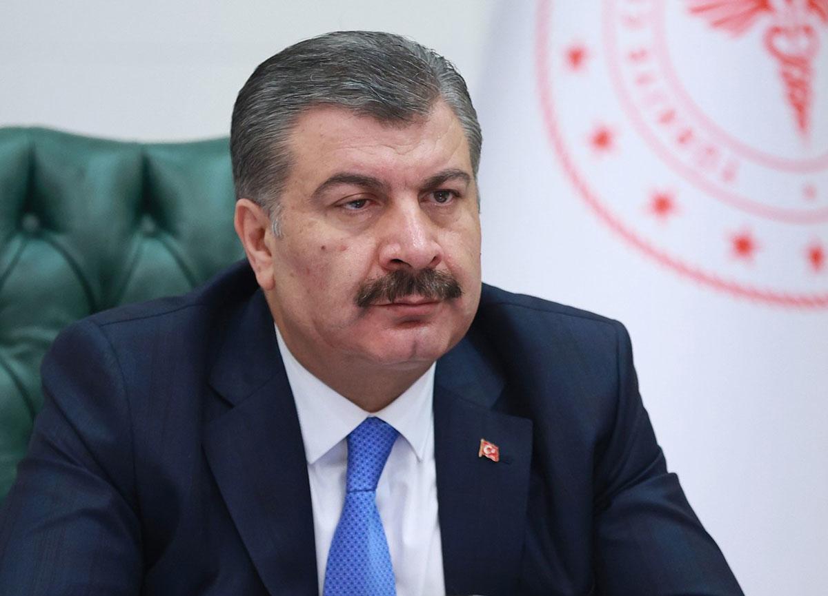 SON DAKİKA   Sağlık Bakanı Fahrettin Koca'dan 'Yoğun bakım' açıklaması