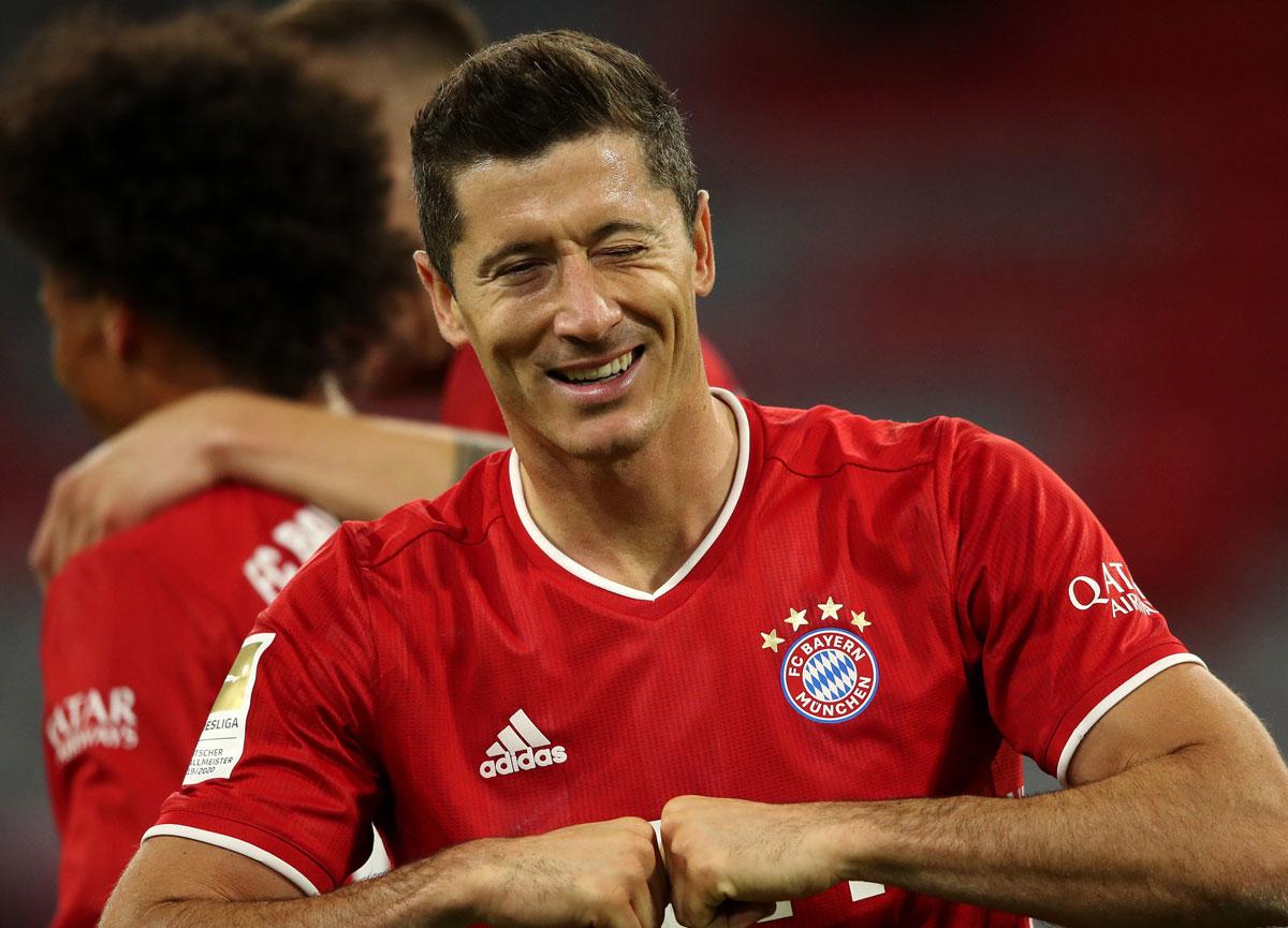 SON DAKİKA | Bayern Münih, sezonun açılış maçında Schalke 04'ü 8-0 mağlup etti