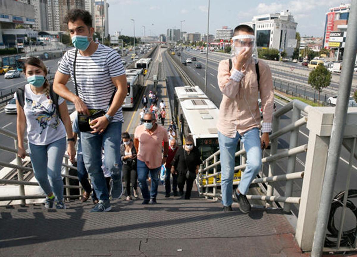 Son dakika: İstanbul'da kademeli mesaiye geçiliyor!