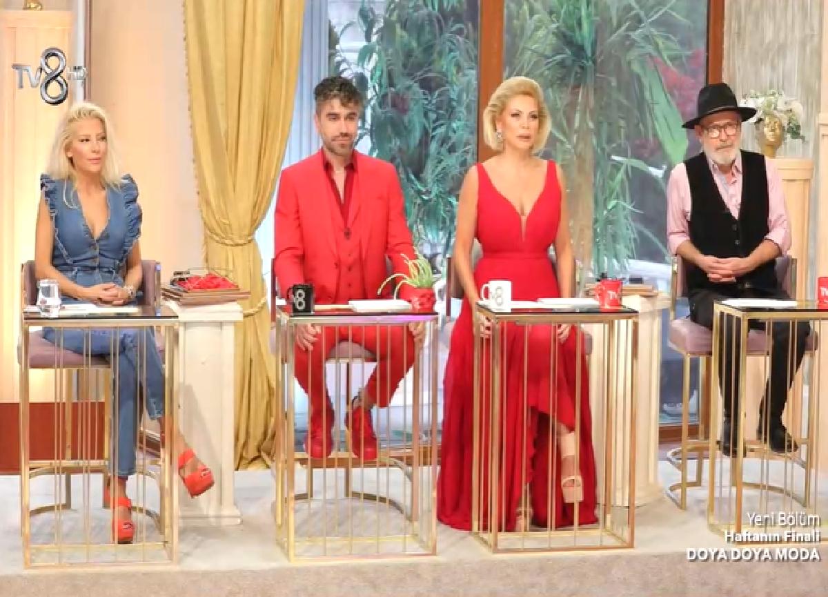 Doya Doya Moda'da kim elendi? 18 Eylül Cuma Doya Doya Moda'da haftanın birincisi kim oldu? Günün konsepti!