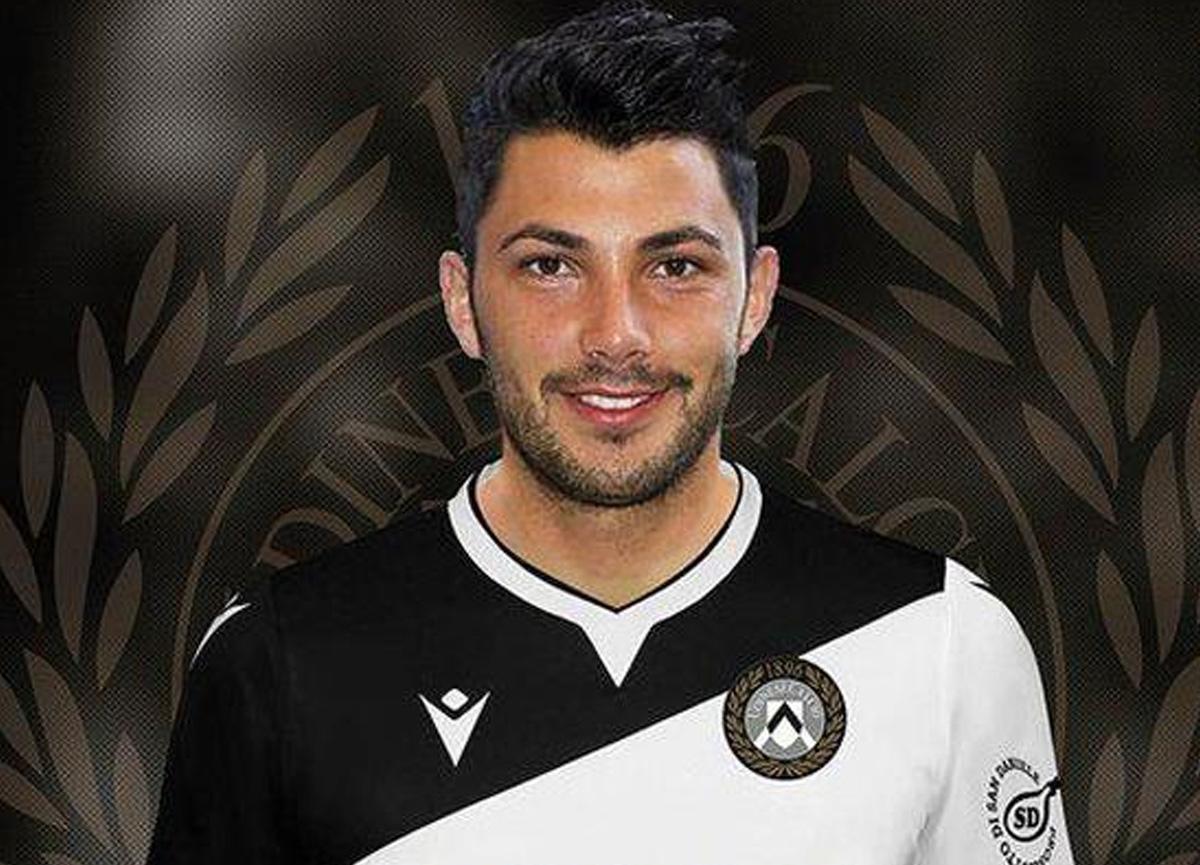Fenerbahçe'den ayrılan Tolgay Arslan'ın yeni takımı Udinese oldu!