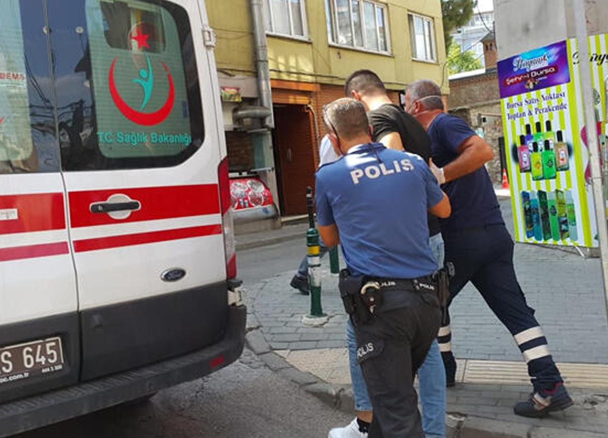 Bursa'da bir kişi fuhuş için buluştuğu trans bireyi bıçakla yaraladı