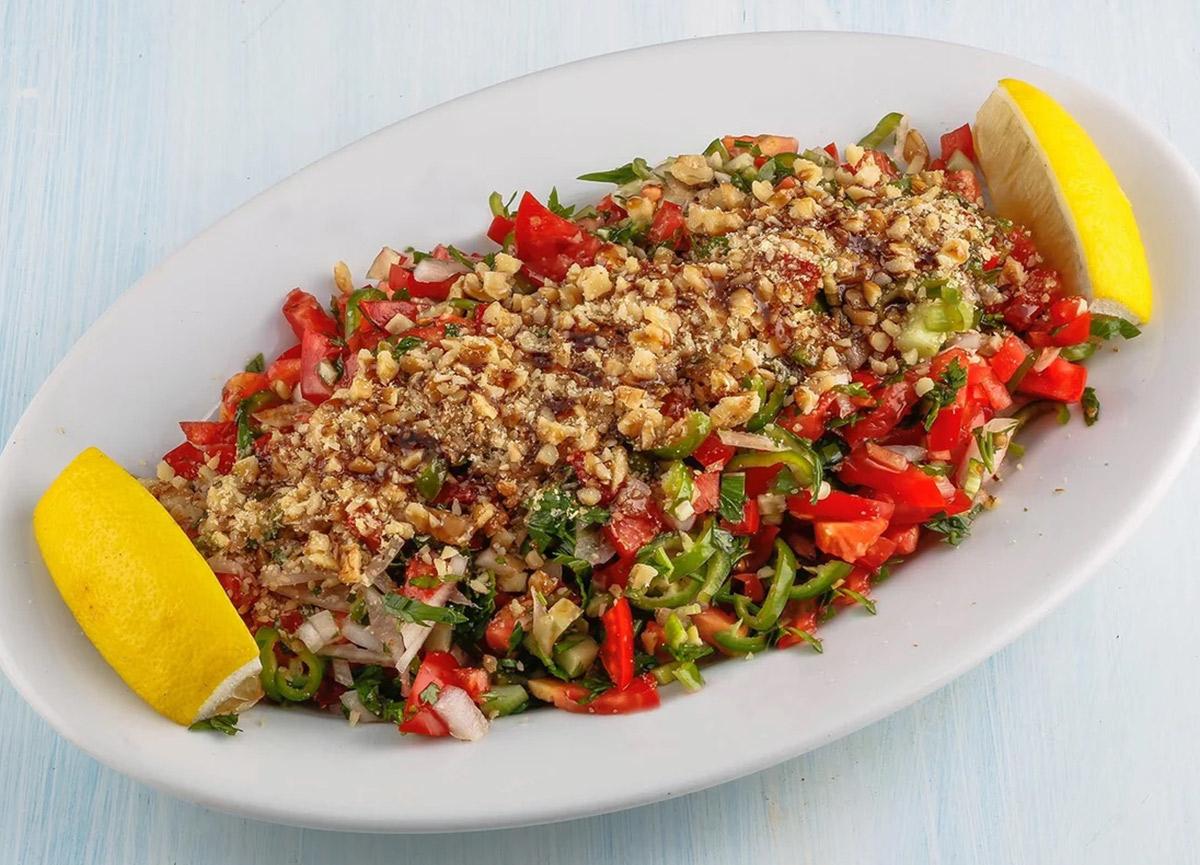 Gavurdağı Salatası nasıl yapılır? 19 Eylül MasterChef yemekleri: Gavurdağı Salatası tarifi, püf noktası