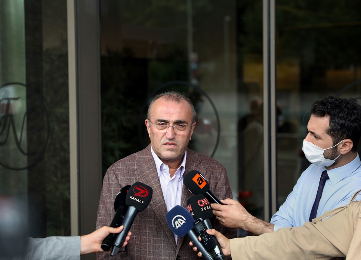 Mesut Yılmaz'ın sağlık durumuyla ilgili Abdürrahim Albayrak'tan yeni açıklama: Beyefendiye herkes dua etsin