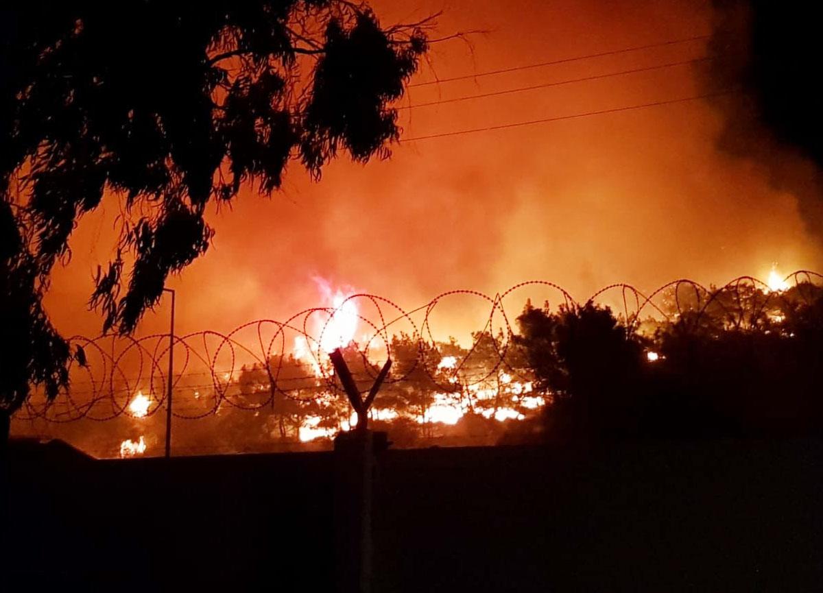 Ayvalık'taki yangınla ilgili son dakika gelişmesini Bakan Pakdemirli açıkladı