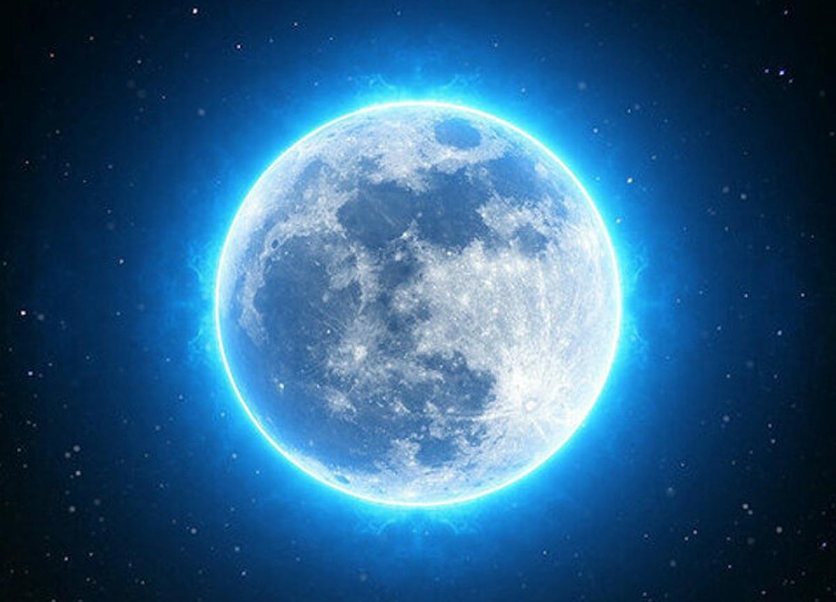 NASA duyurdu: 31 Ekim'de 'Mavi' dolunay gerçekleşecek