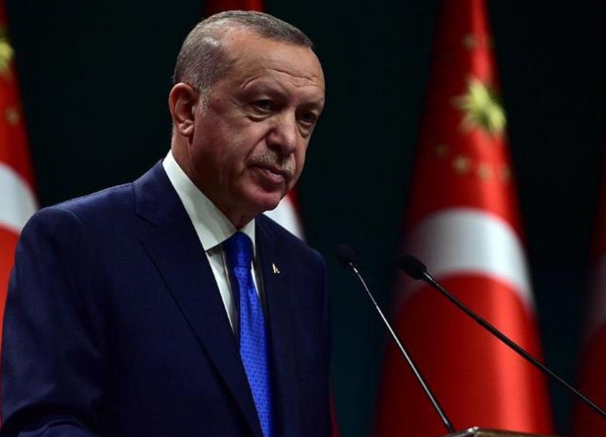 Cumhurbaşkanı Recep Tayyip Erdoğan koronavinüs tedbirleri ile ilgili açıklama yaptı