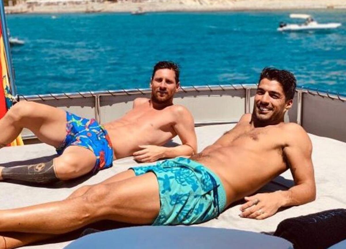 Barcelona'dan ayrılma noktasına gelen Luis Suarez'den büyük sahtekarlık! Başı dertte...