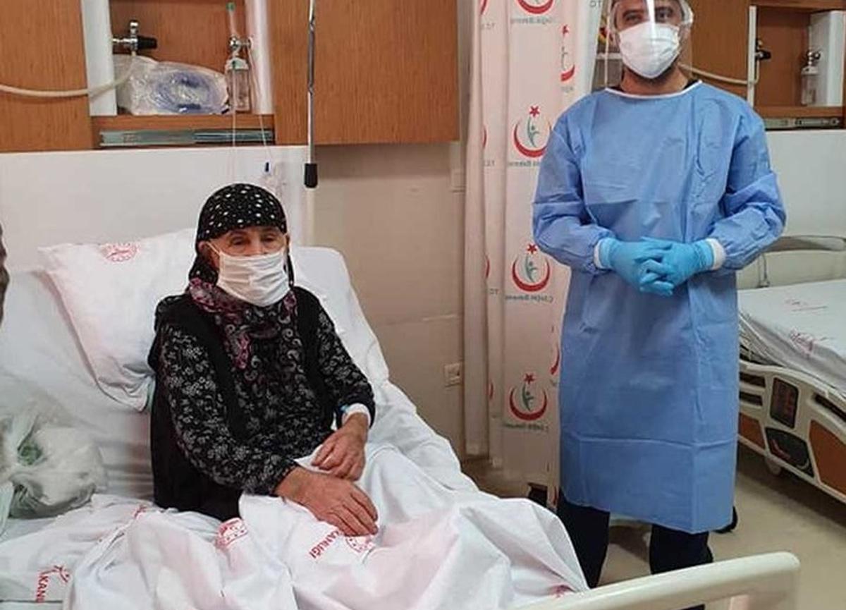104 yaşında koronavirüsü yendi! Beyaz Kaplan mucizeyi gerçekleştirdi...