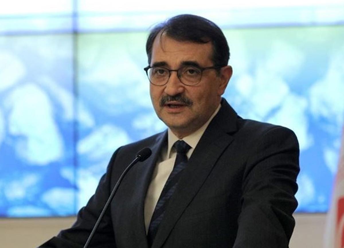 Enerji ve Tabii Kaynaklar Bakanı Fatih Dönmez'den çok önemli açıklamalar