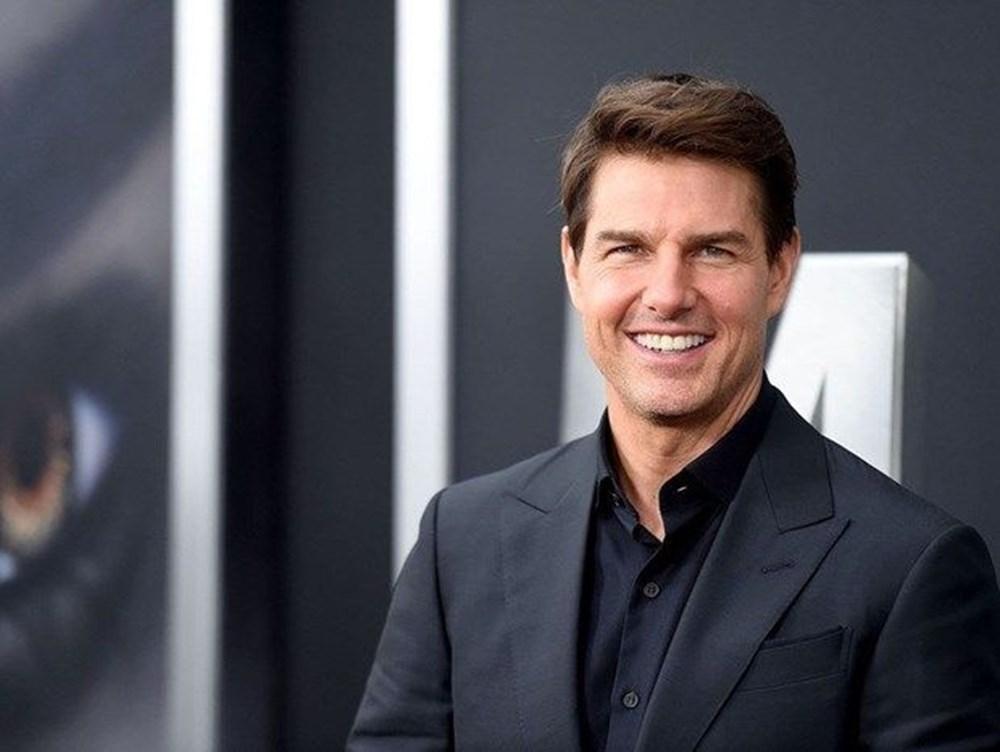 'Tom Cruise Scientology tarikatının lideri olmak üzere yetiştiriliyor'