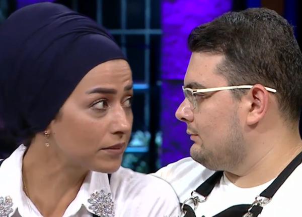 MasterChef Türkiye'de büyük gerginlik! Esra'dan takım arkadaşlarına sert sözler
