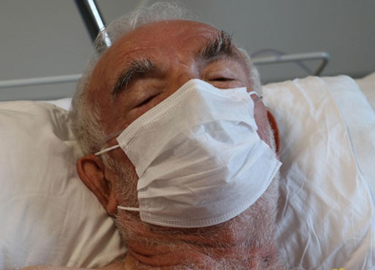 Koronavirüse yakalanan ve yoğun bakımda tedavi gören hasta yaşadığı süreci anlattı