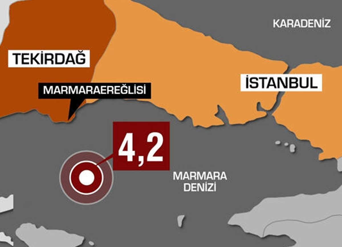 İstanbul'da 4.3 şiddetinde meydana gelen depremi uzmanlar değerlendirdi