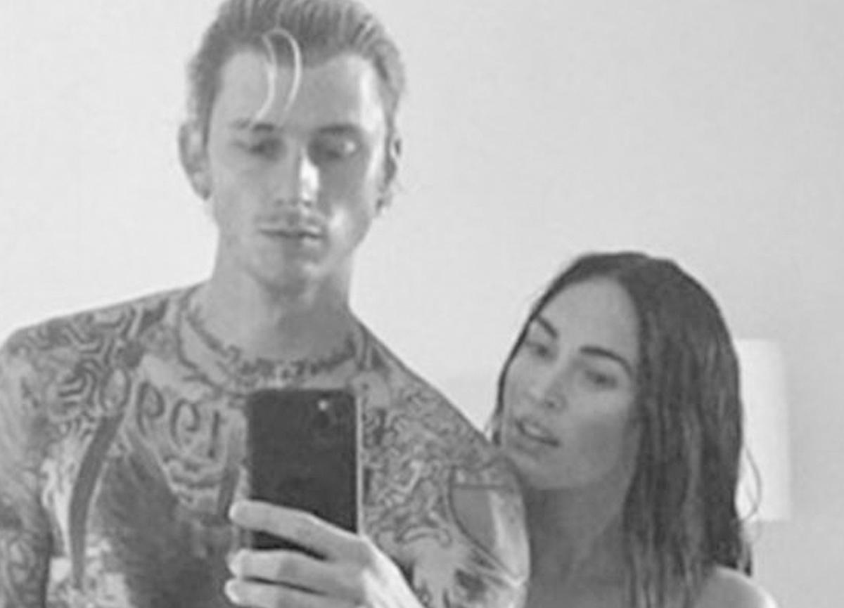 Megan Fox'un genç sevgilisi aşkını itiraf etti