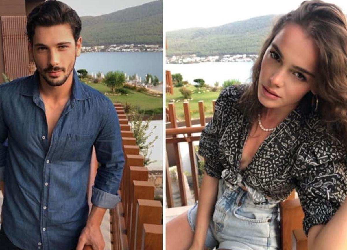 Deniz Can Aktaş ve Hafsanur Sancaktutan'ın bir süredir aşk yaşadığı iddia edildi