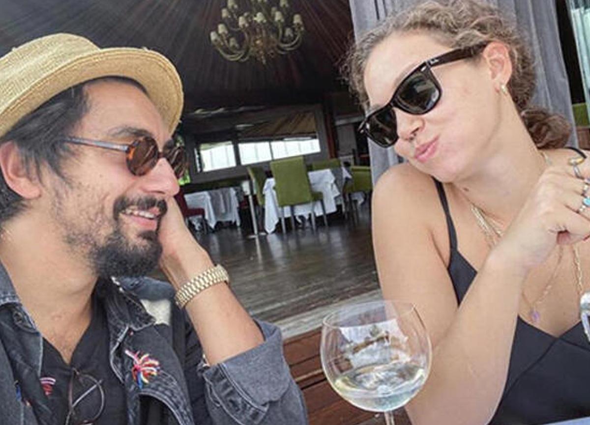 Melisa Şenolsun'un yeni yaşını sevgilisi Umut Evirgen sosyal medya hesabından kutladı