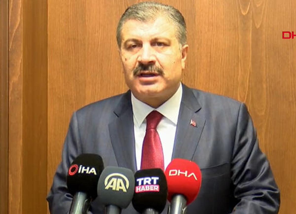 Sağlık Bakanı Fahrettin Koca son dakika önemli açıklamalarda bulundu