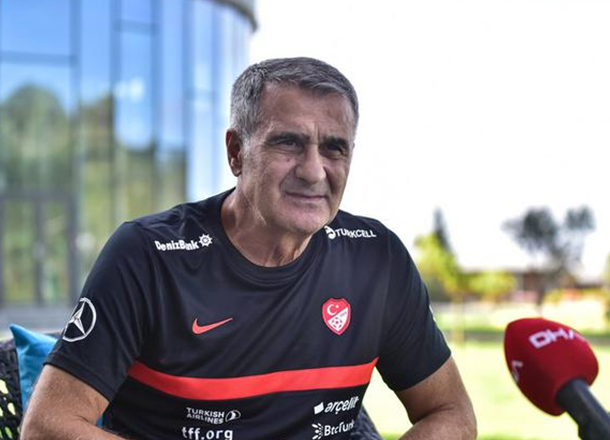 Şenol Güneş'ten çok özel açıklamalar: 'En hazır Galatasaray görünüyor'