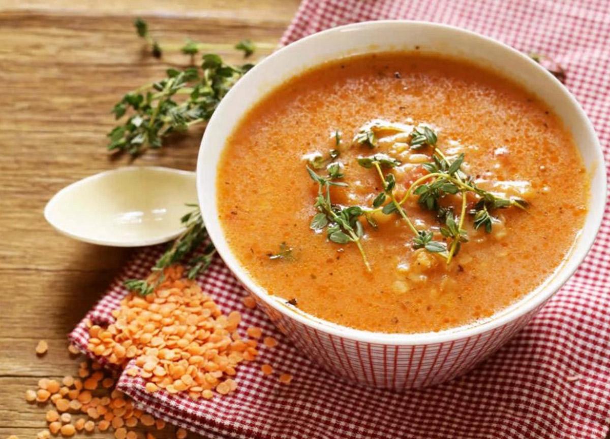 Kırmızı mercimek çorbası tarifi ve malzemeleri! 26 Eylül MasterChef 2020 kırmızı mercimek çorbası nasıl yapılı