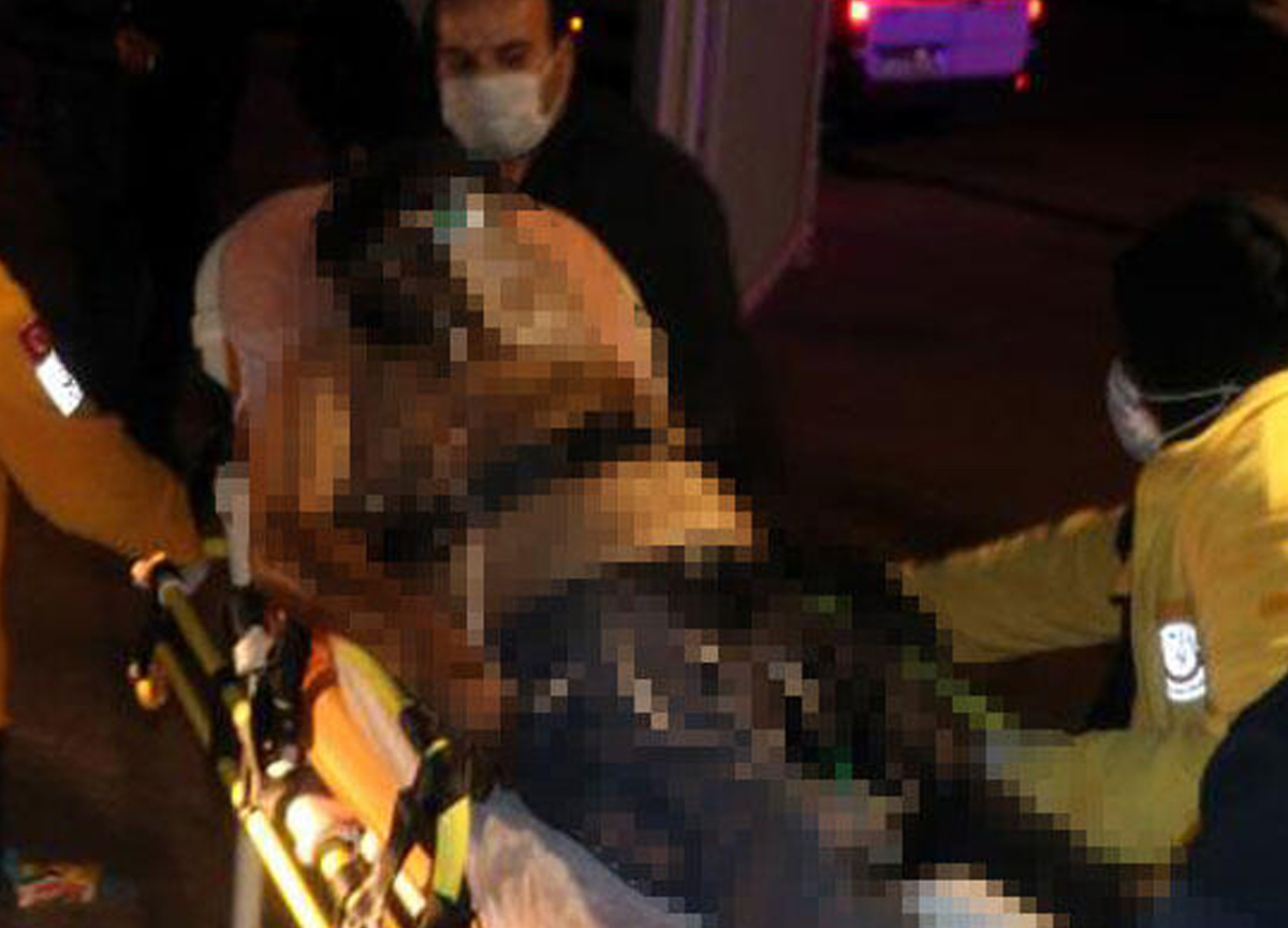Hastanede tedavi gören bir hasta odasını ateşe verdi: 1 ölü, 2 yaralı