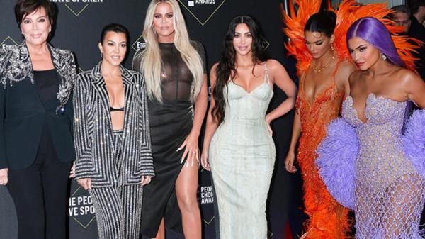 Kylie Jenner Kim Kardashian'a tepki gösterdi: Hemen sil bunu
