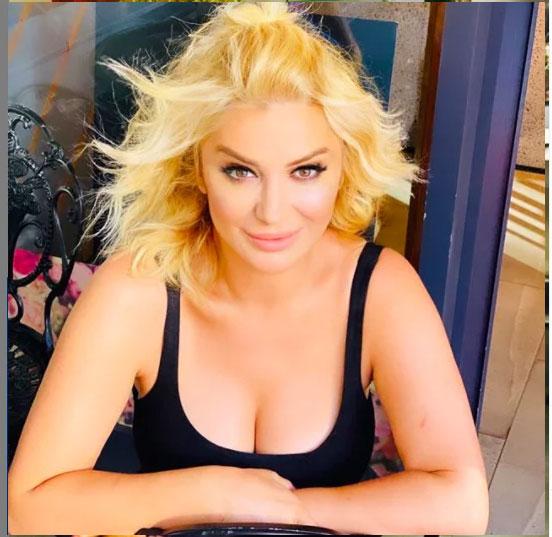 Songül Karlı bikinili paylaşımıyla sosyal medyada büyük ses getirdi