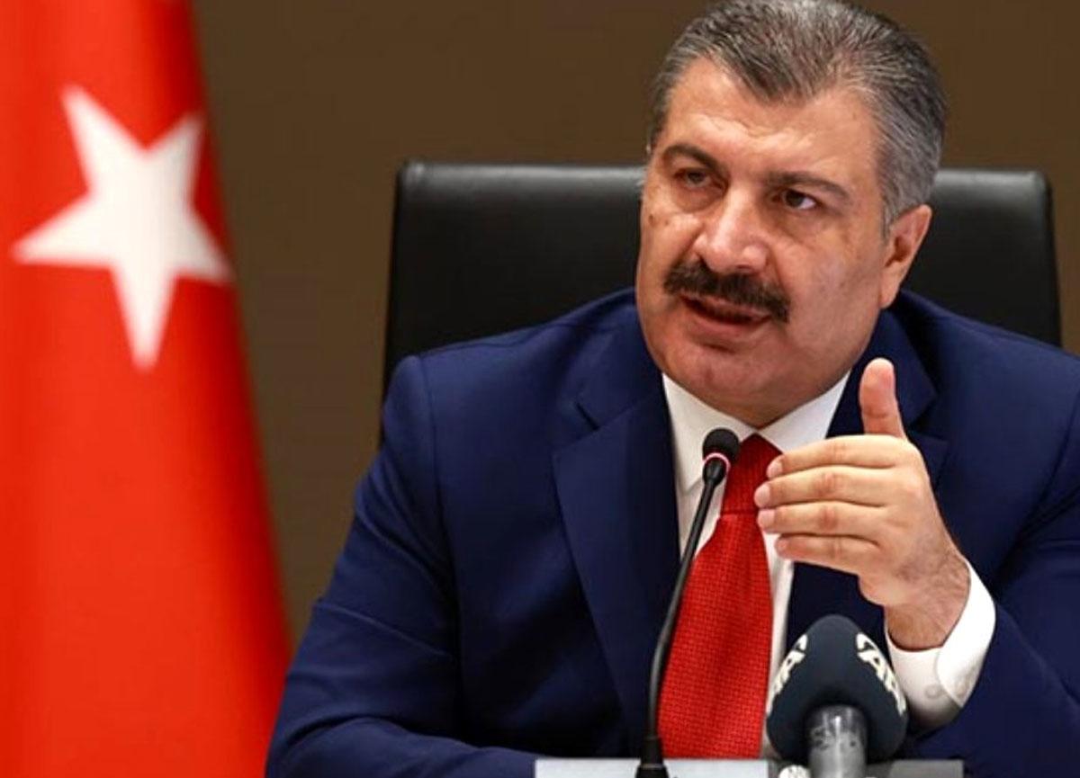 Son dakika... Sağlık Bakanı Fahrettin Koca, koronavirüste son durumu paylaştı: Uzun bir aradan sonra...