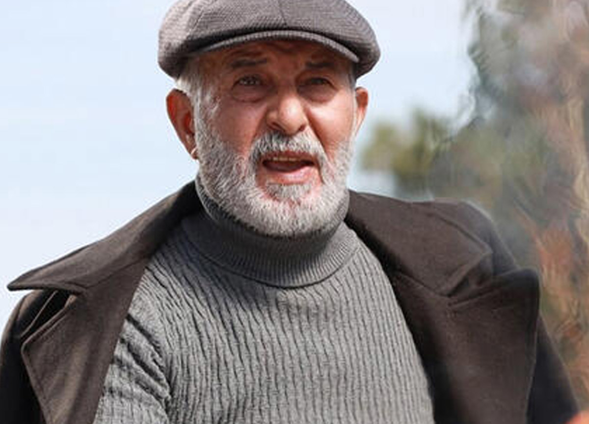 Ünlü oyuncu Ali Sürmeli beyin kanaması geçirdi