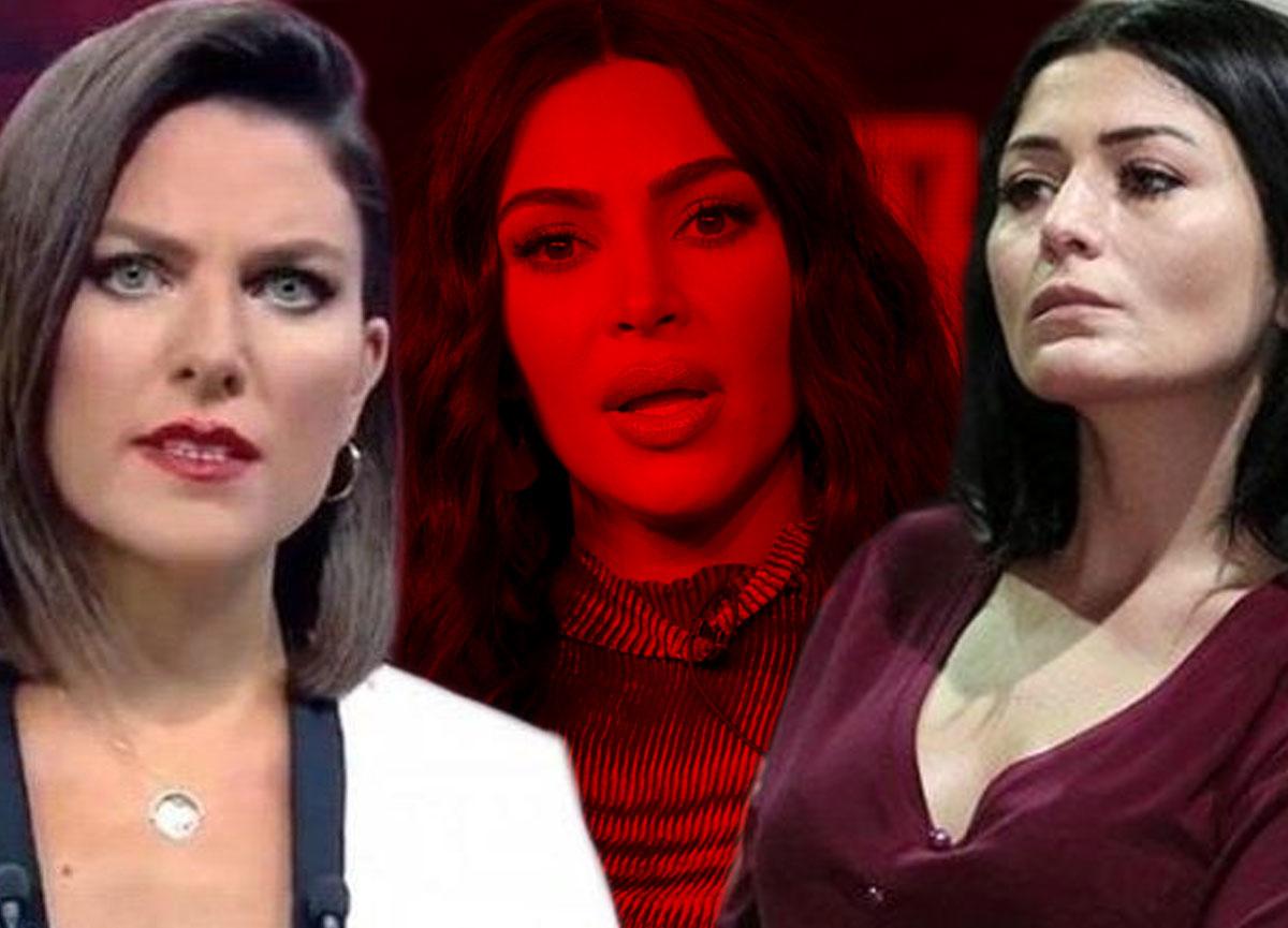 Ece Üner'in Kim Kardashian sözlerine Deniz Çakır'dan eleştiri geldi, Üner'den yanıt gecikmedi