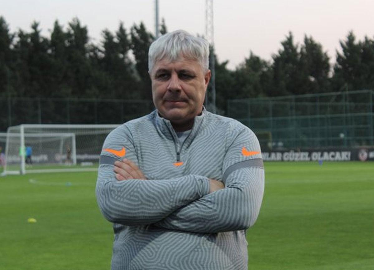 Gaziantep Futbol Kulübü teknik direktörü Marius Sumudica'dan olay rüşvet itirafı