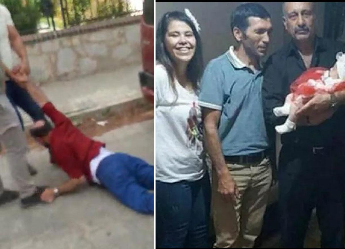 Türkiye'nin konuştuğu yasak aşk skandalının göbeğindeki Cengiz Koraltan'ı dövdüler