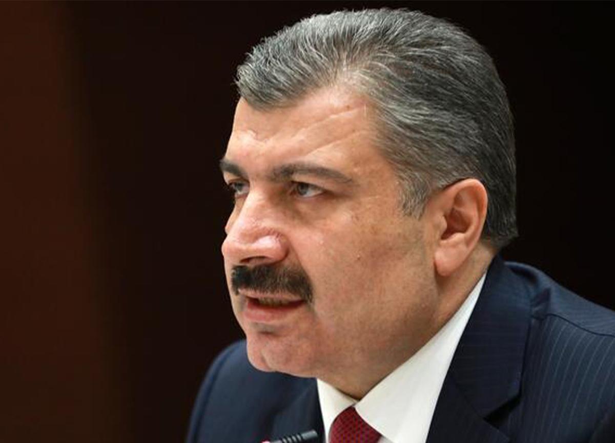 Sağlık Bakanı Fahrettin Koca'dan izolasyon uyarısı