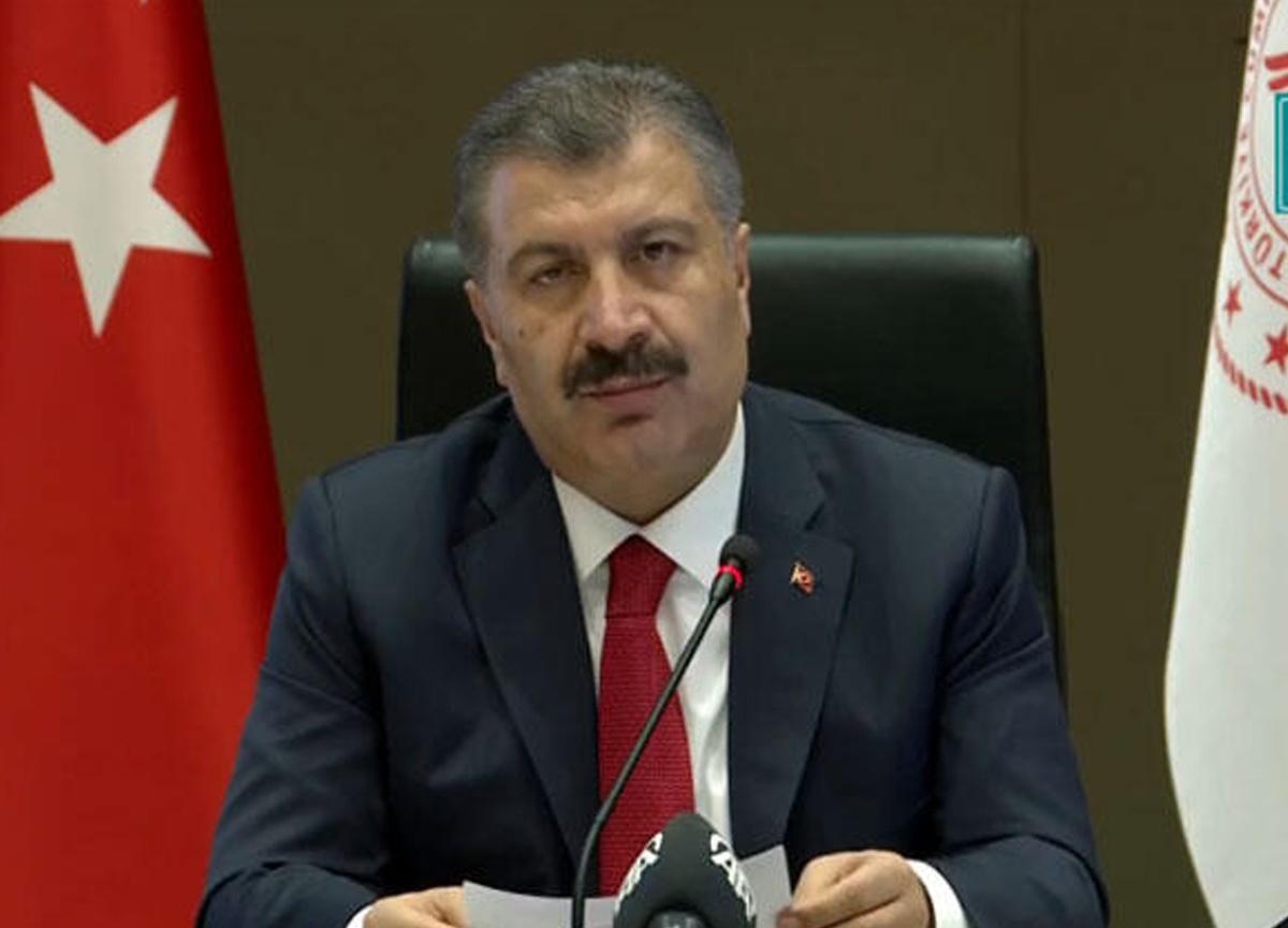 Son dakika: Sağlık Bakanı Fahrettin Koca'dan önemli açıklamalar! Son 24 saatte vaka ve ölü sayısı...
