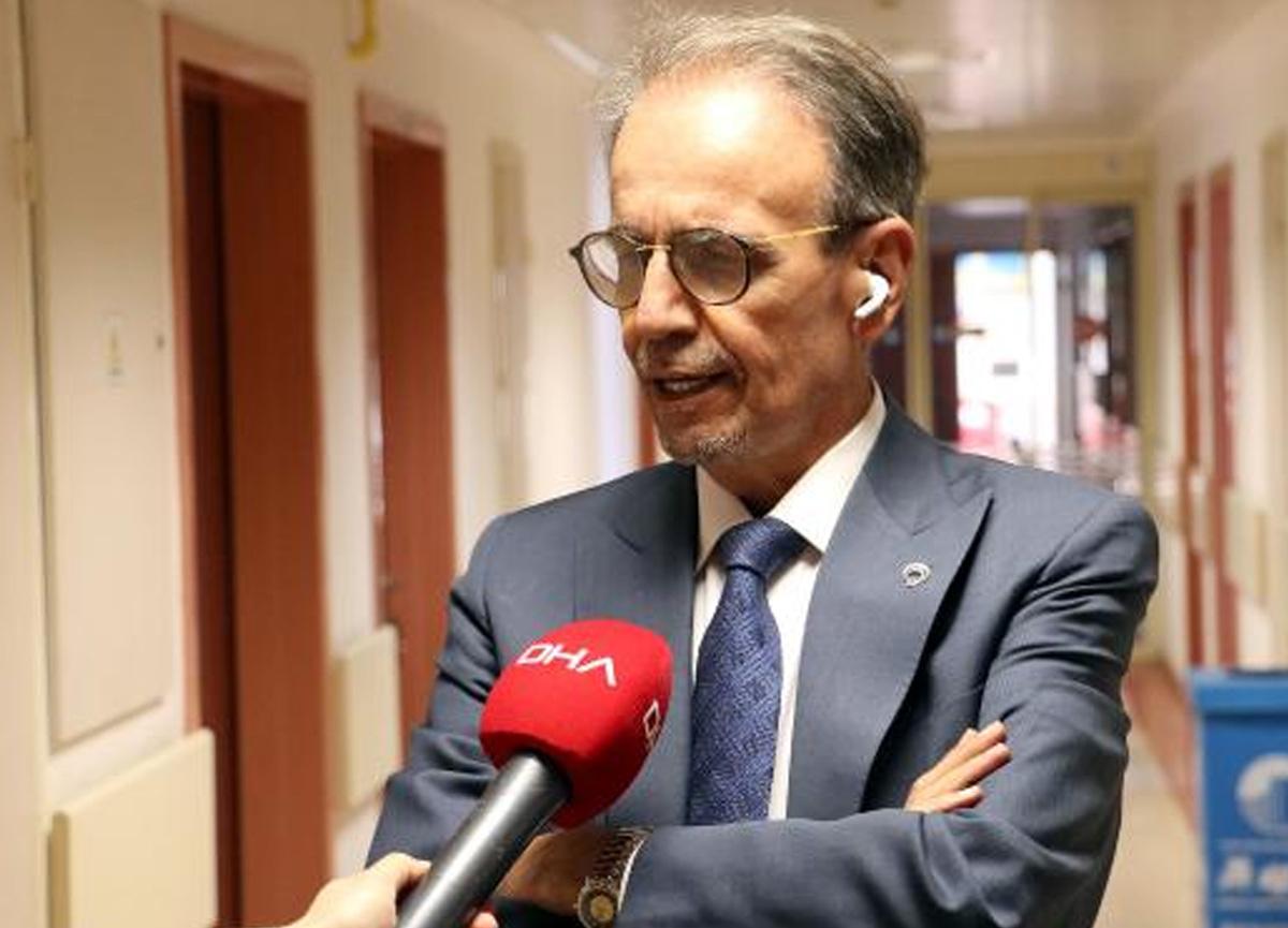 Prof. Dr. Mehmet Ceyhan'dan son dakika açıklaması: Salgın bitene kadar dalgalanmalarla devam eder