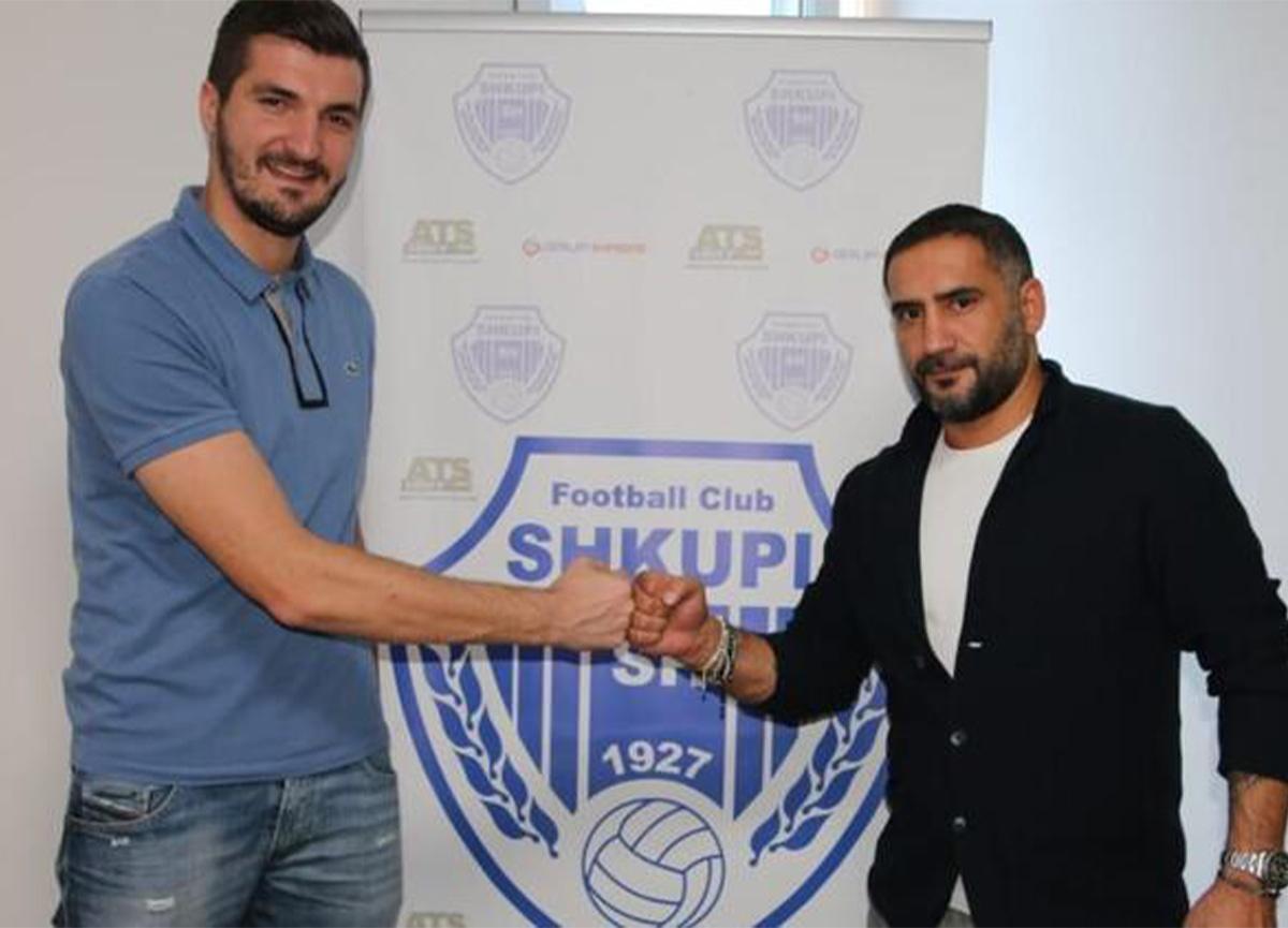 Ümit Karan, Shkupi'yle 1 yıllık sözleşme imzaladı!