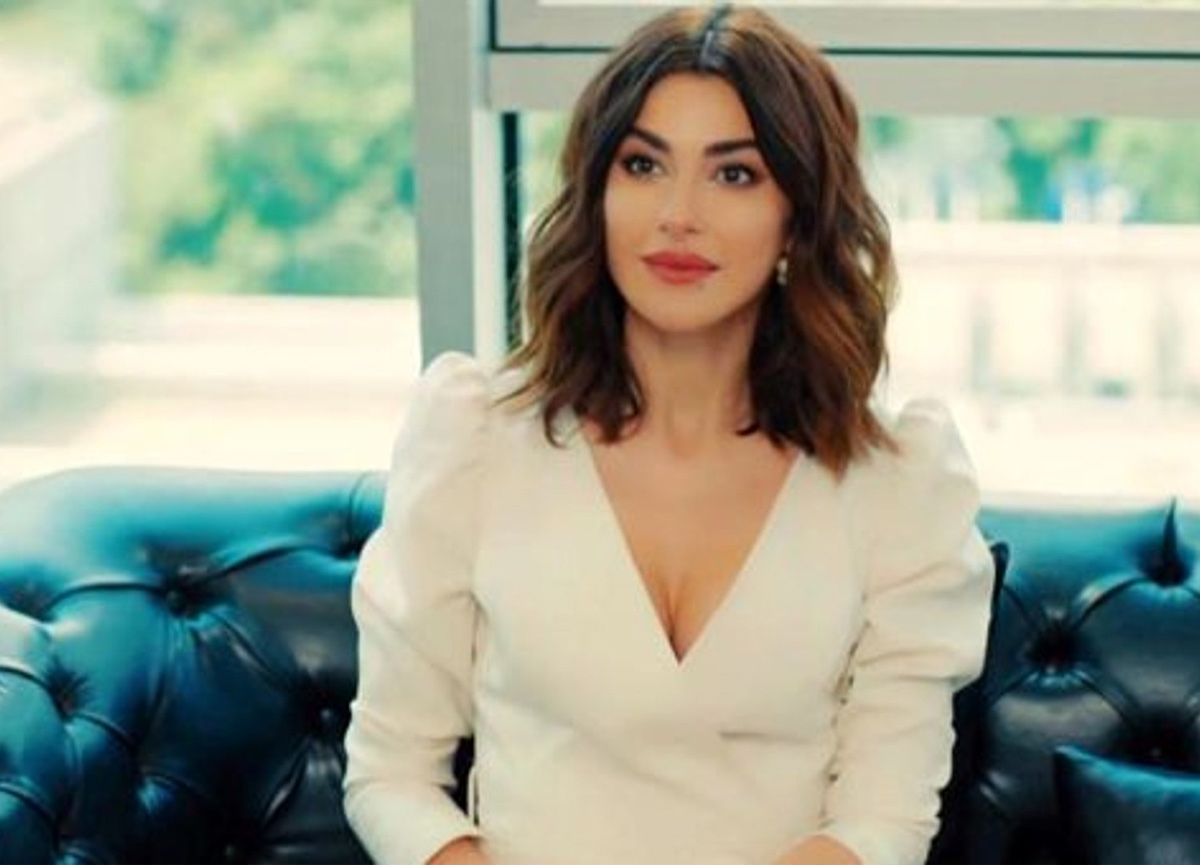 Nesrin Cavadzade kendisine müstehcen fotoğraflarını atanları biriktirdiğini söyledi