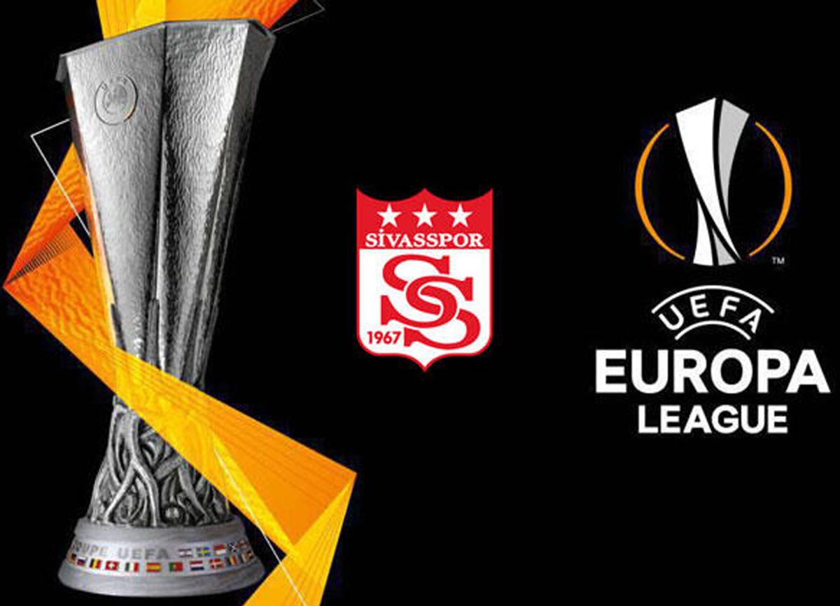 Sivasspor'un UEFA Avrupa Ligi'ndeki rakipleri belirlendi!