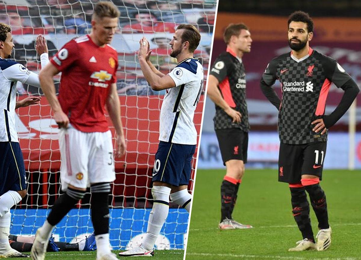 Premier Lig'de neler oluyor? 2 maçta 16 gol: Liverpool 7, Manchester United 6 gol yedi!